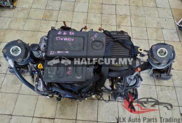 MAZDA 3 2010 1.6 Z6 ENGINE ➕ AUTO GEARBOX SET